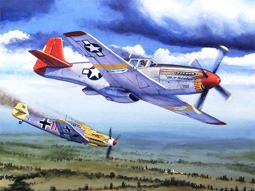 Air Combat Slide