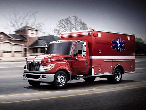 Ambulance Slide