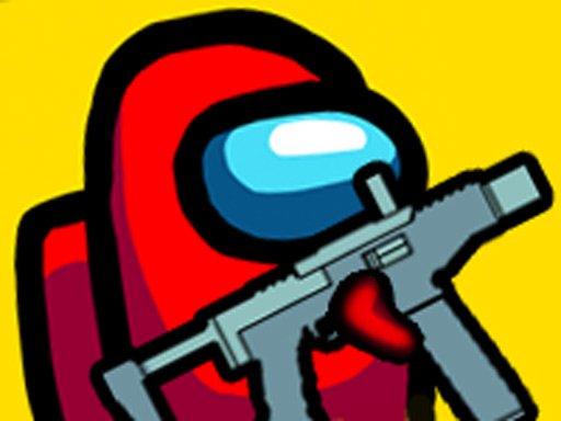 Among Us Crazy Gunner