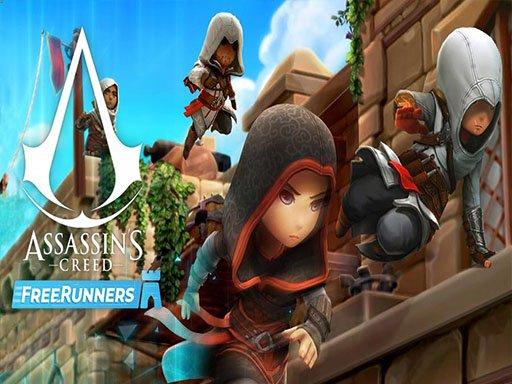 Assassins Creed Freerunners