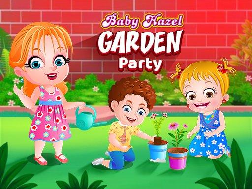 Baby Hazel Garden Party