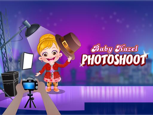 Baby Hazel Photoshoot