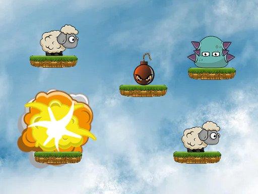 Blobs And Sheep