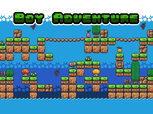 Boy Adventure