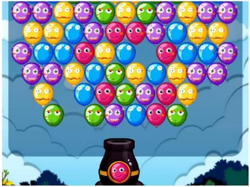Bubble Shooter Balloons