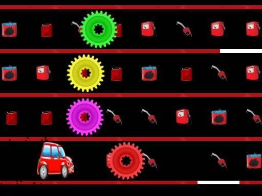 Car Eat Gas