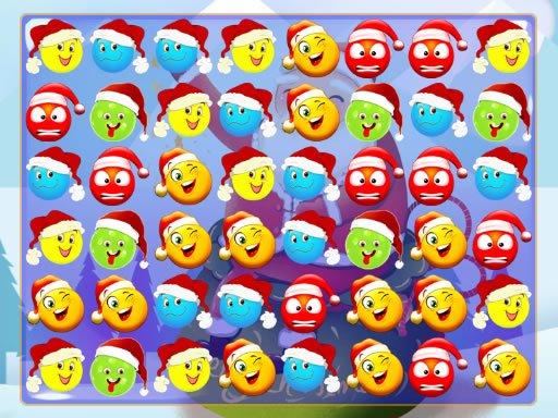 Christmas Bubbles Match 3