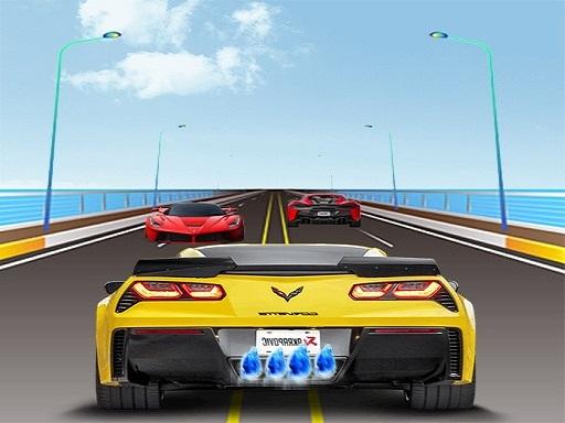 City Car Rush Traffic Challenge Race