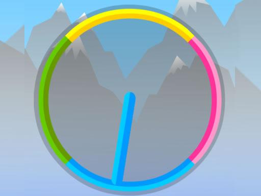 Colored Clock