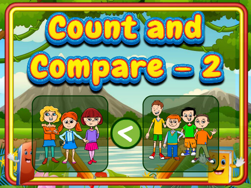 Count And Compare 2