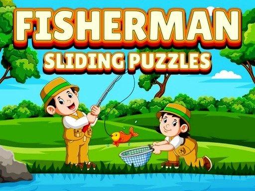 Fisherman Sliding Puzzles