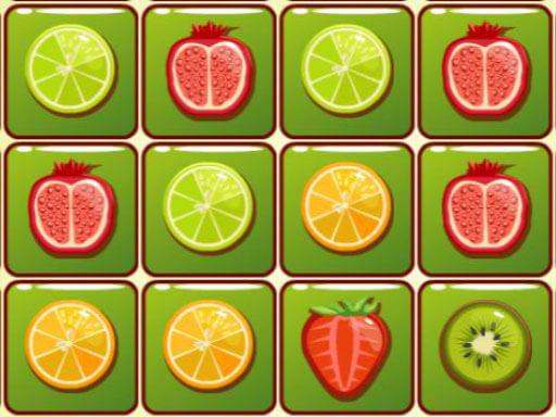 Fruits Blocks Collapse