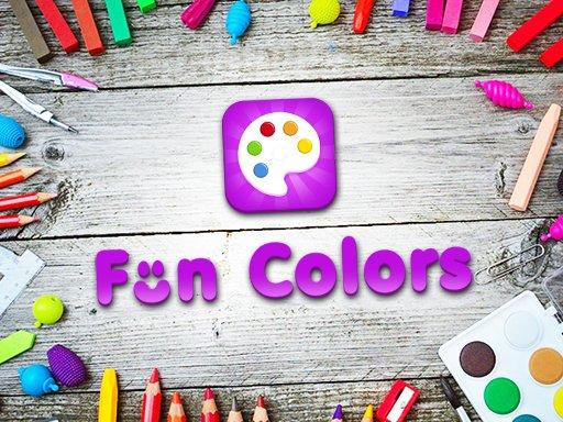 Fun Colors - coloring book for kids