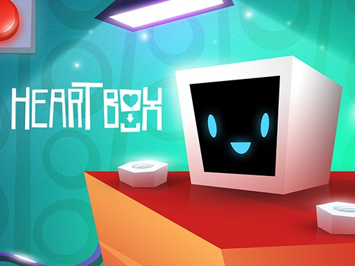 Heart Box - physics puzzles game