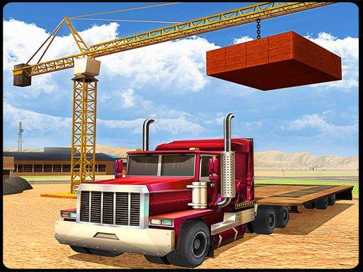 Heavy Loader Excavator Simulator Heavy Cranes Game