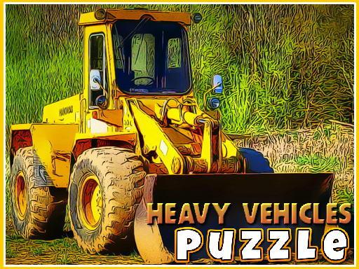 Heavy Vehicles Puzzle