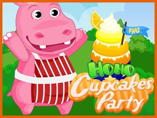 Hohos Cupcake party