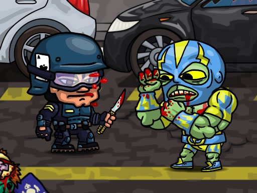 Kill the Zombies