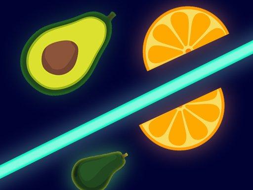 laser fruits slice