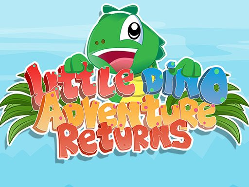 Little Dino Adventure Returns 1