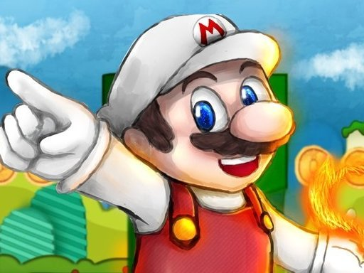 Mario Spot the Differences