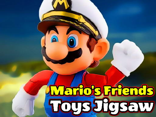 Marios Friends Toys Jigsaw