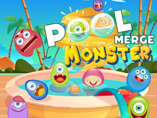 Merge Monster : Pool Party