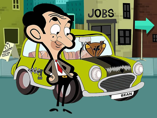 Mr. Beans Car Differences