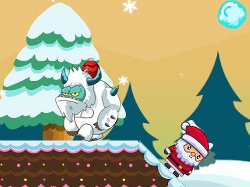 New Year Santa Adventures