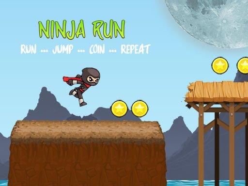 Ninja Run - Fullscreen Running Game