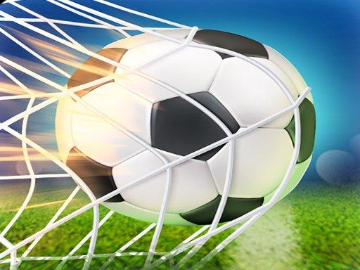 Ping Pong Goal - Football Soccer Goal Kick Game