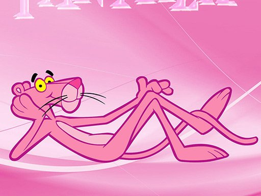 Pink Panther Jigsaw Puzzle Collection
