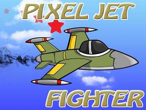 Pixel Jet Fighter