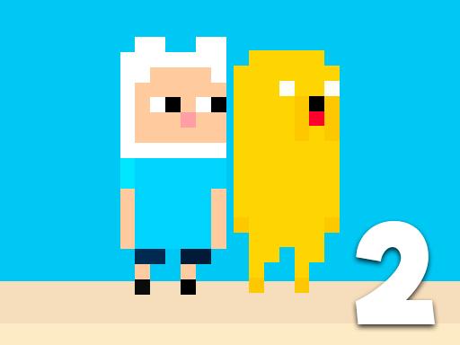 Pixel Time Adventure 2