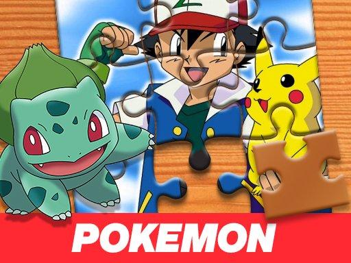 Pokemon Jigsaw Puzzle