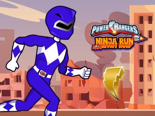 Power Rangers Ninja Run