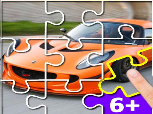 Puzzle Car - Kids & Adults