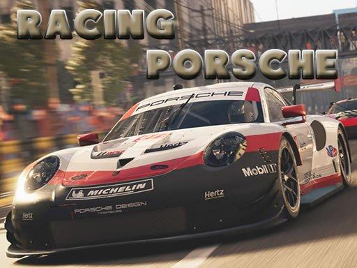 Racing Porsche Jigsaw