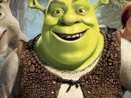 Shrek Jigsaw Puzzle Collection