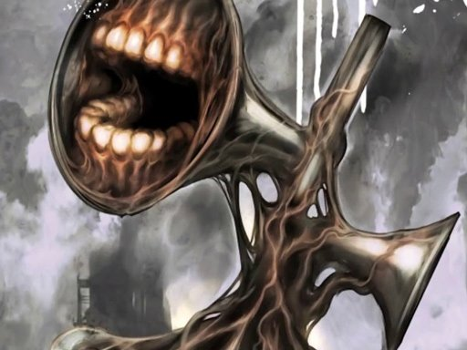 Siren Head SCP-6789: The Hunt Continues