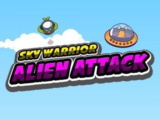Sky Warrior Alien Attacks