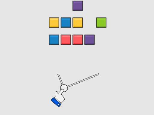 Slingshot vs Bricks