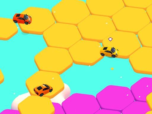 Sport Car - Hexagon