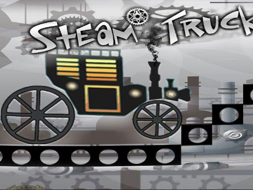 Steam trucker Game