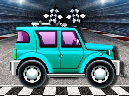 Toy Car Race