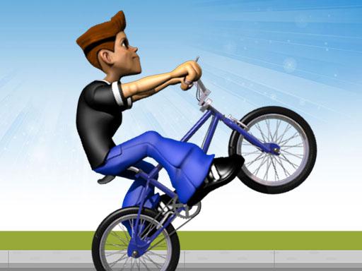 Wheelie Bike  - BMX stunts wheelie bike riding
