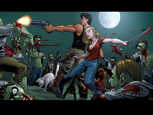 Zombies Night